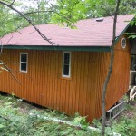 Old Sids Road Bunkie Rear Left View