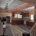 McDougall Cottage Kitchen