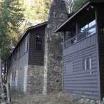 Blackstone Lake Cottage Renovation Existing Exterior of Living Room
