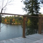 Parry Sound Deck Permit Dwg Glass Railing