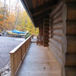 Parry Sound Deck Permit Dwg Roadside View