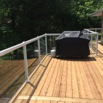 Sutton Deck - After Construction Looking Right with BBQ