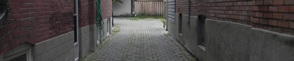 Toronto Garage Cover Photo