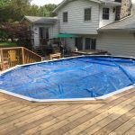 Keswick Pool Deck - After Construction Pool