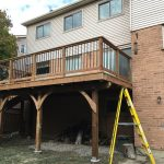 Delayne Drive Deck - After Construction Front Right View