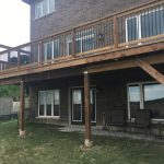 Keswick Deck 4 - After Construction Front Right Side View