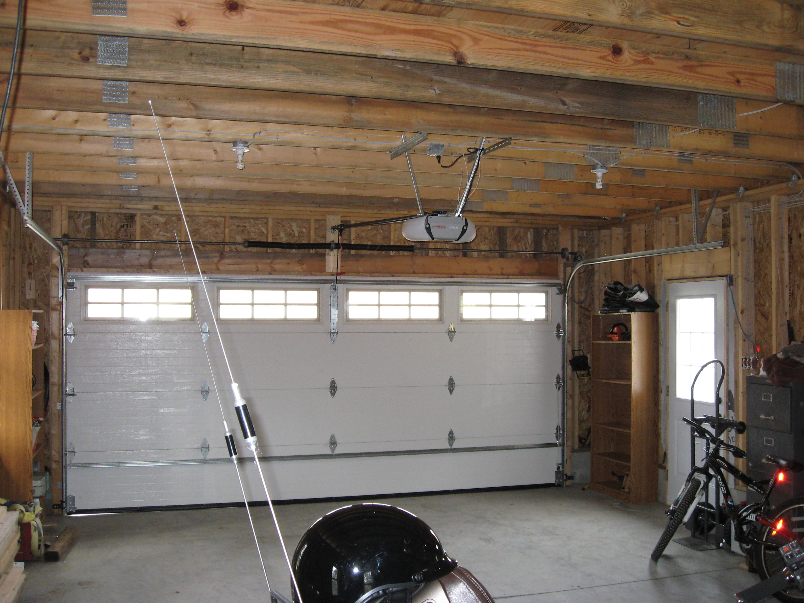 Unfinished Garage Kiser S Home Service Gallery 7 Conversion Wiring Partridge Bay After Construction Interior